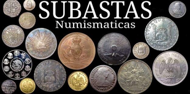 Ventas y Subastas Numismáticas Puga