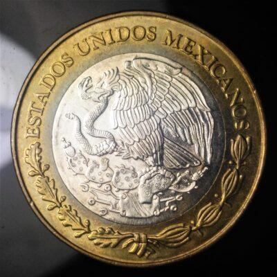 100 pesos Zacatecas