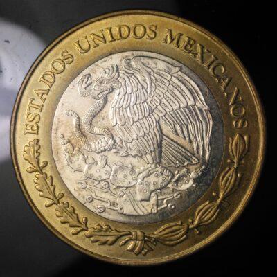 100 pesos Yucatán