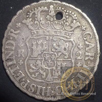 2 Reales 1760