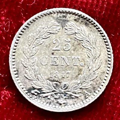 Francia.25Cents.1847.A