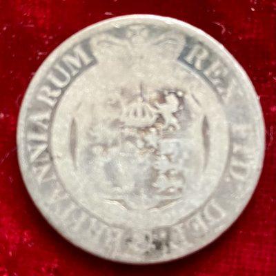 Gran Bretaña.1/2Corona.1817