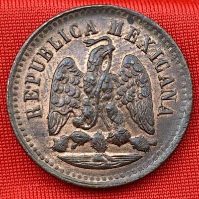 Mexico.1Centavo.1897