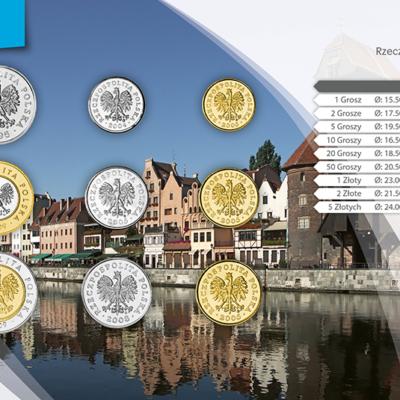 Set de Monedas de Polonia