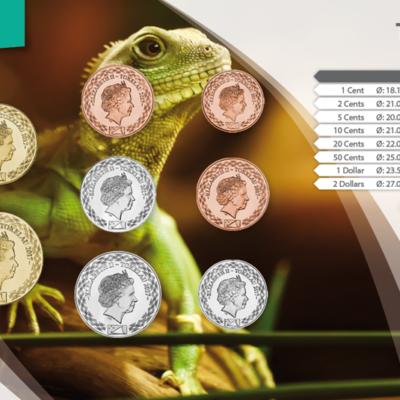 Set de Monedas de Tokelau