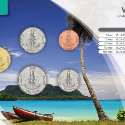 Set de Vanuatu