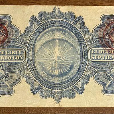 Mexico.100Pesos