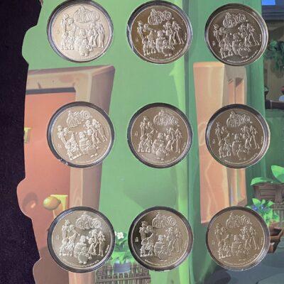 Set de Medallas.El Chavo