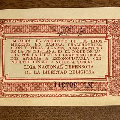 Jalisco20Cents.Cristero