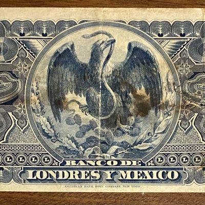 Mexico.50Pesos.1910
