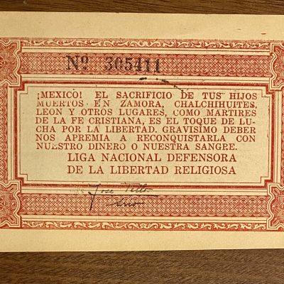 Jalisco.20Cents.Cristero