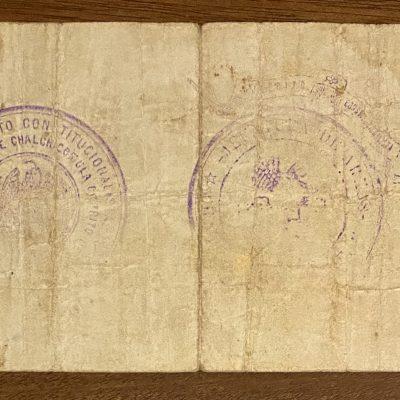 Puebla.50Cents.1916