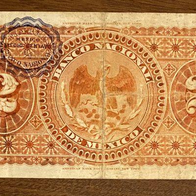 Mexico.2Pesos.1913