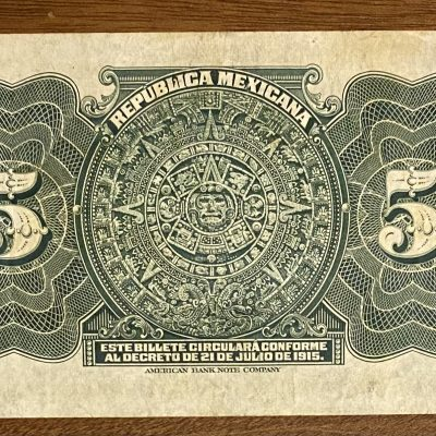 Mexico.5Pesos.1915