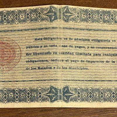Mexico.5Pesos.1914