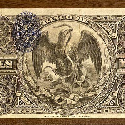 Mexico.10Pesos.1913