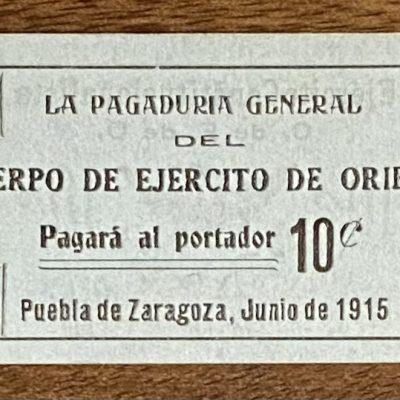 Puebla.10Cents.1915