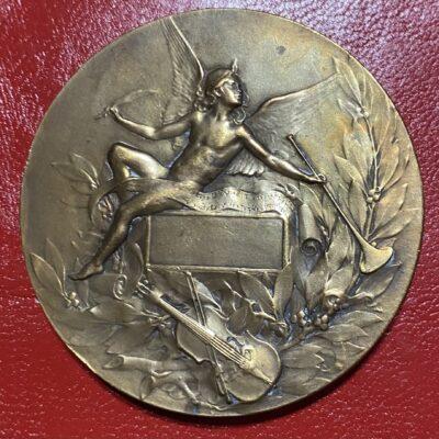 Medalla.Francia.Bronce