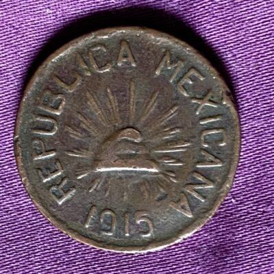 Guadalajara.2Cents.1915
