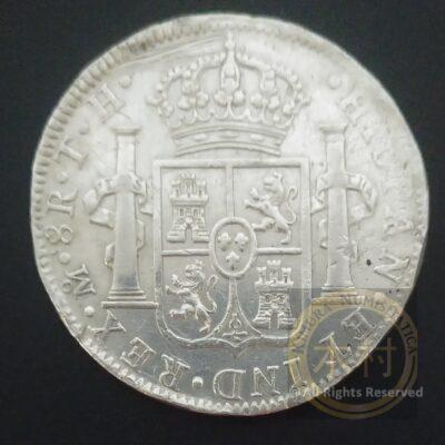 8 Reales 1805 Mo