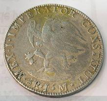 1822 Iturbide 8 Reales Mo. J.M.