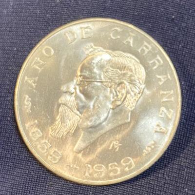 Mexico.5Pesos.1959